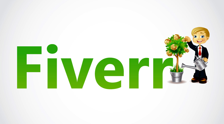 sell on fiverr to make extra cash