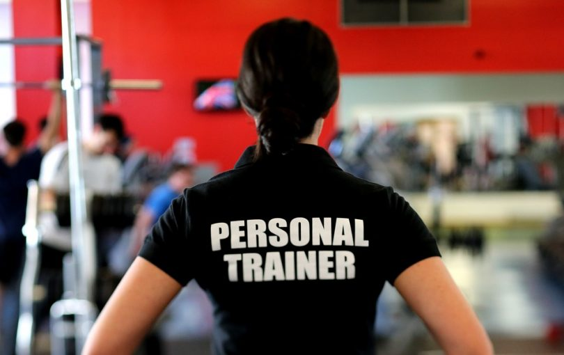 3cfa01f677a How Much Could You Earn as a Personal Trainer  – Infographic
