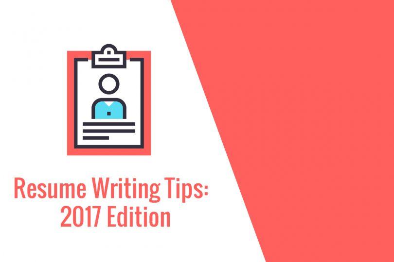 Career Geek  Resume Writing Tips