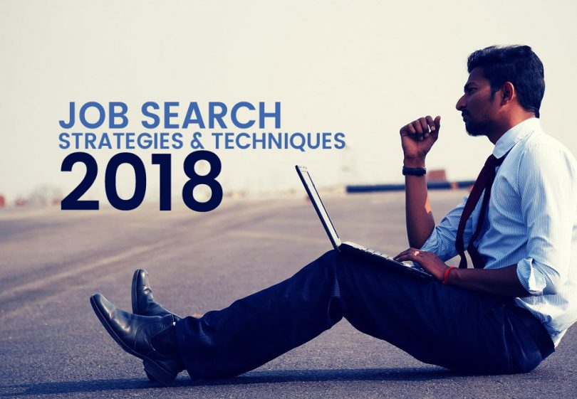 job search strategies amp techniques for 2018